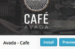 Avada Admin